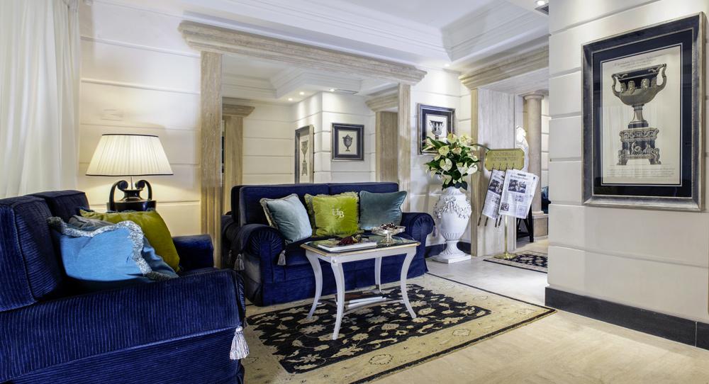 Hotel 4 stelle roma boutique hotel roma centro hotel for Boutique hotel 4 stelle roma