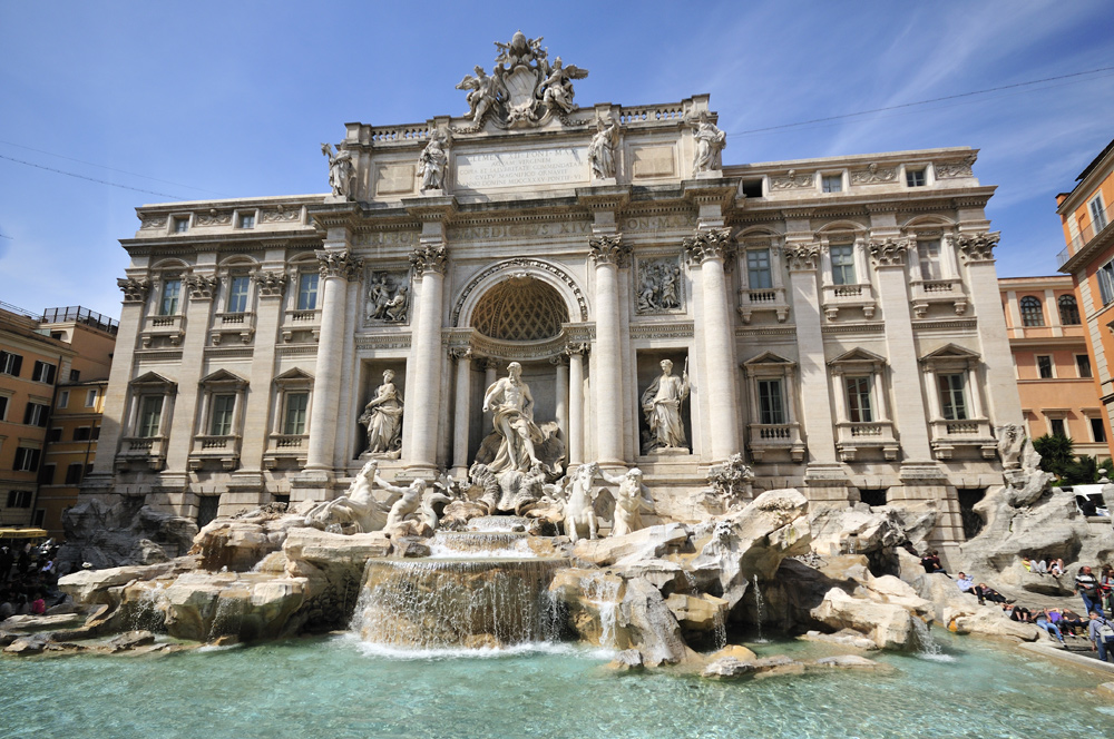 Rome Subway Map To Trevi Fountain Spanish Steps.Central Rome Hotels Hotel In Rome City Centre Hotel Barocco