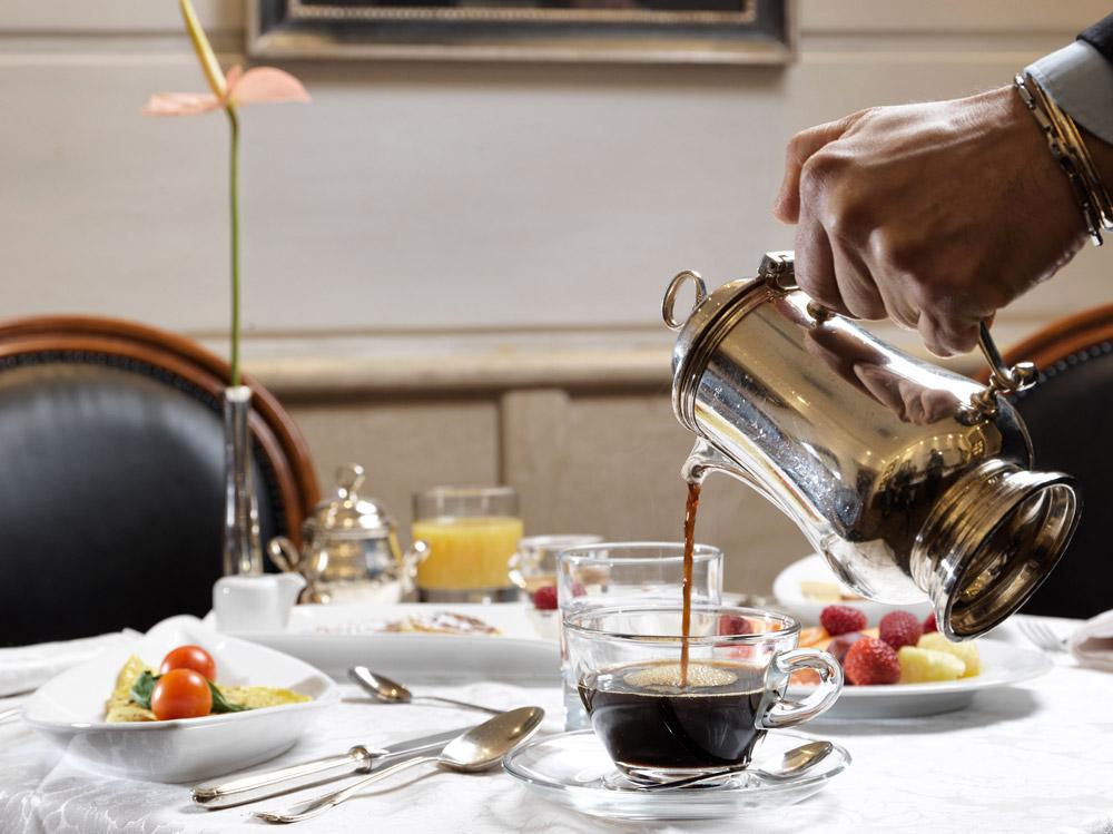 Buffet Breakfast Hotel Barocco Rome Rome Hotels