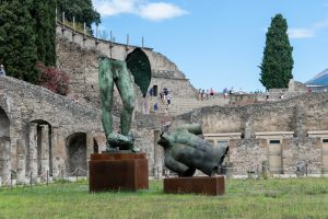 Pompei and its ruins